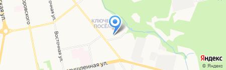 Управление по делам молодежи Администрации г. Ижевска на карте Ижевска