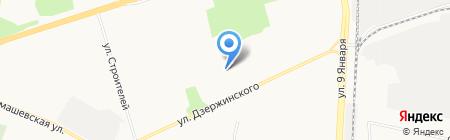 Ростехнадзор Западно-Уральское Управление Федеральной службы по экологическому на карте Ижевска
