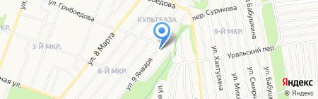 Дрова от деда Вовы на карте Ижевска