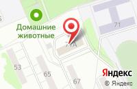 Схема проезда до компании Смелые Технологии в Ижевске