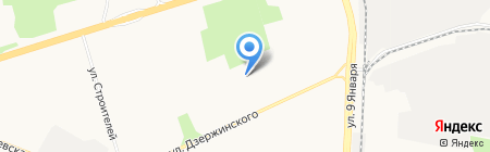 Счастливая семья на карте Ижевска