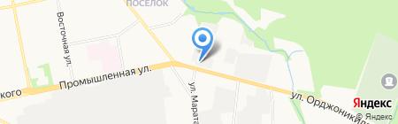 От пенька до конька на карте Ижевска