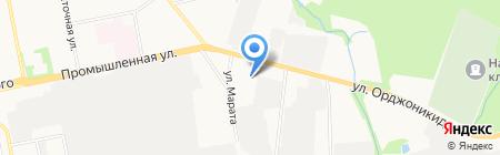 АртМеталл на карте Ижевска