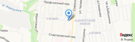 999 на карте Ижевска