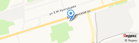 Управление Федеральной службы РФ по контролю за оборотом наркотиков по Удмуртской Республике на карте Ижевска