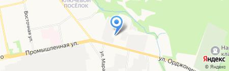 Альянс плюс на карте Ижевска