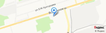 Лидер Инжиниринг на карте Ижевска