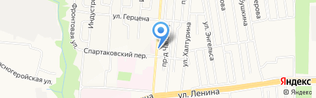 ФАНТОН на карте Ижевска