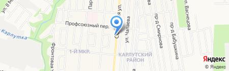 Компания по ремонту автомобильных кондиционеров на карте Ижевска