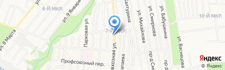 Торгово-транспортная компания на карте Ижевска