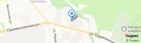 АвтоШанс на карте Ижевска