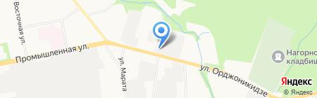 АвтоДизайнСервис на карте Ижевска
