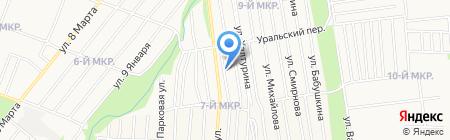 Реммебель на карте Ижевска