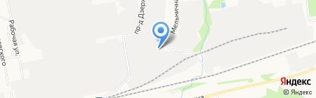 ЭнергоСветПрогресс на карте Ижевска
