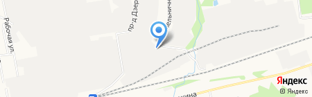 Свободный выходной на карте Ижевска