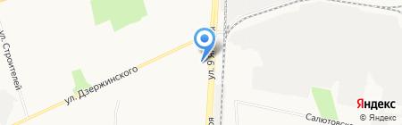 Аптека оптимальных цен на карте Ижевска