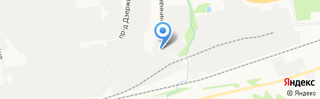 Капитал Строй на карте Ижевска