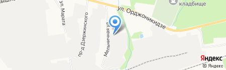 ТелеГид на карте Ижевска