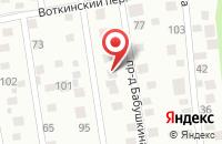 Схема проезда до компании Мир Матрасов в Иваново