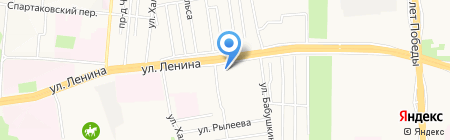 Sahar на карте Ижевска