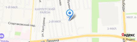 Сказка на карте Ижевска