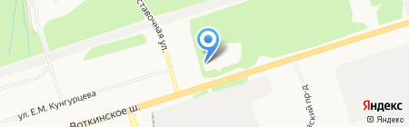 ПромоПринт на карте Ижевска