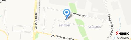 ИФНС на карте Ижевска