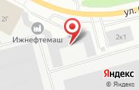 Схема проезда до компании Вестер-Ижевск в Ижевске