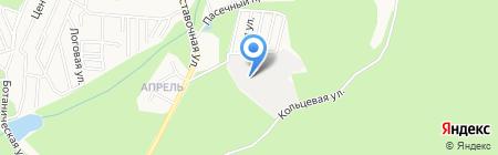 Адат на карте Ижевска