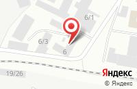 Схема проезда до компании Дисконт-ОН в Ижевске