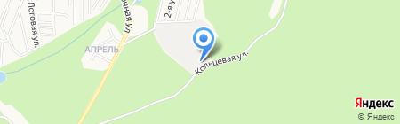 Седьмое небо на карте Ижевска