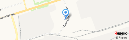 Лечебно-исправительное учреждение №4 на карте Ижевска