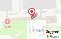 Схема проезда до компании Нрт в Ижевске
