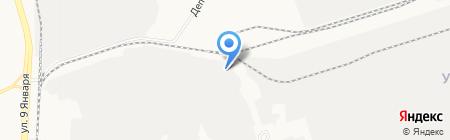 Промэлектрощит на карте Ижевска
