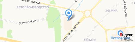 Секрет вашего успеха на карте Ижевска