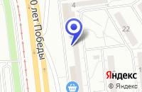 Схема проезда до компании АТЕЛЬЕ ПО ПОШИВУ ОДЕЖДЫ КАЛАН в Ижевске