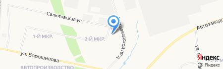 Партнер на карте Ижевска
