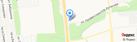 У Теймура на карте Ижевска