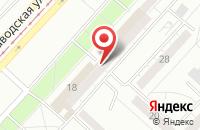 Схема проезда до компании Удмуртская Транспортная Компания в Ижевске