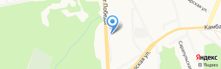 Систем-Сервис на карте Ижевска