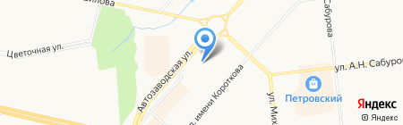 Банкомат Русский Стандарт АО на карте Ижевска