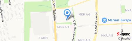 ГУП УР Аптеки Удмуртии на карте Ижевска