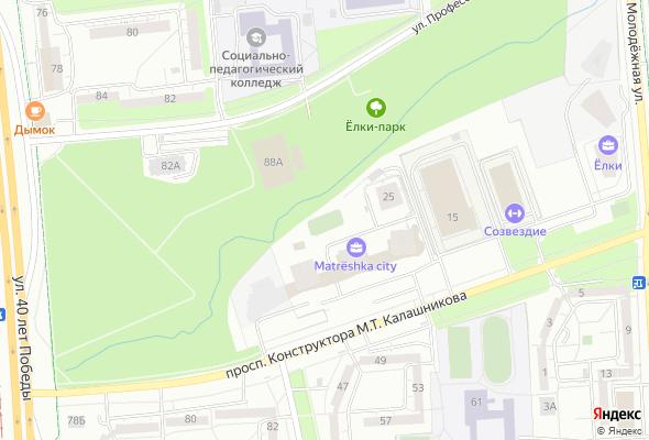 ЖК MATRЁSHKA city (Матрешка сити)