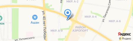 РасТёмка на карте Ижевска