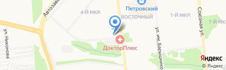 ШейкеR на карте Ижевска