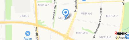 Вип-Дент на карте Ижевска