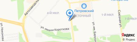 Радио на карте Ижевска