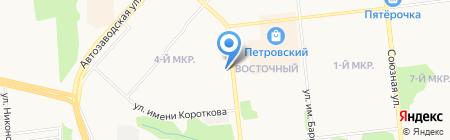 МясоМаг на карте Ижевска