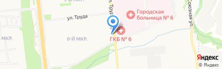 БС Групп на карте Ижевска
