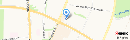 Стартеры-Генераторы на карте Ижевска